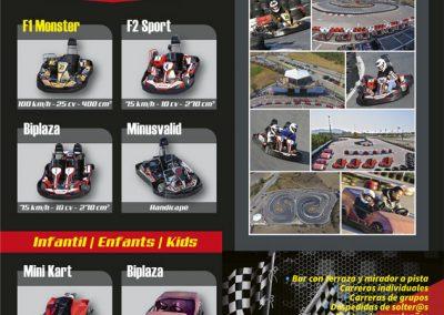 flyer karting